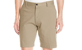 $48 Dockers Men's The Pacific Straight Fit Flat Front Short, Khaki, Size 32. - $24.74