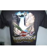 Harley-Davidson Dark Gray T-Shirt Large Bozeman, Montana - $20.00