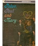LP--Peter, Paul And Mary - $9.99