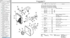 2001 Jeep Wrangler TJ Factory Parts Catalog Manual - $15.00