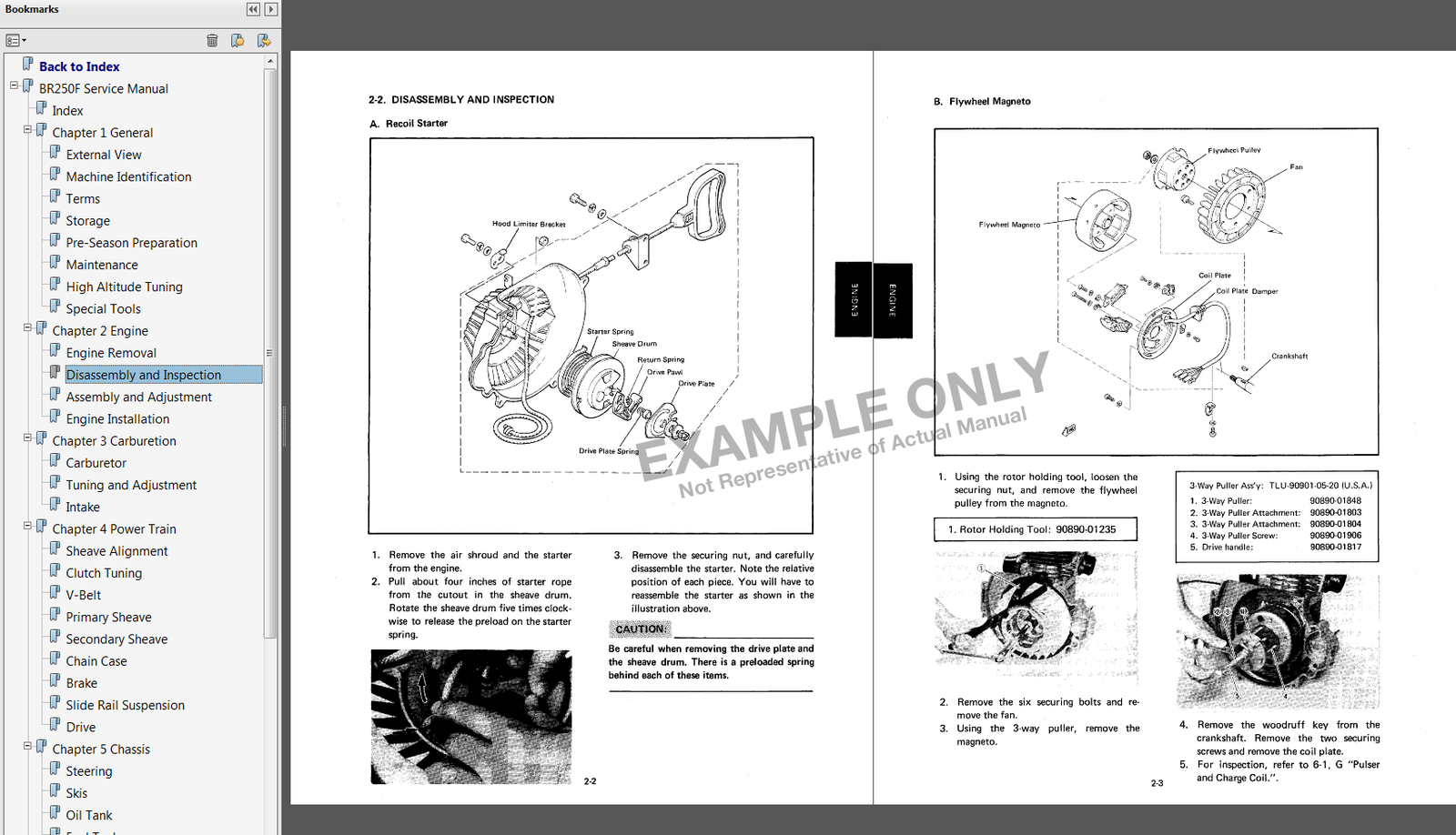 samplewm 1992 1995 yamaha enticer ii lt snowmobile and 50 similar items Yamaha Wiring Schematic at gsmx.co