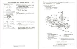 1984 Mitsubishi Montero Factory Repair Service Manual MSSP-004B-84 - $15.00