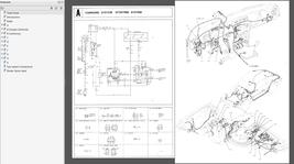 1984 Mazda RX-7 Factory Wiring Diagram Manual 5026-10-83G - $15.00