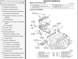 2008 Mitsubishi Lancer Factory Repair Service Manual - $15.00