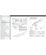 2008 Mitsubishi FUSO FE FG FK FM Factory Repair Service Manual TWSE0805 ... - $15.00