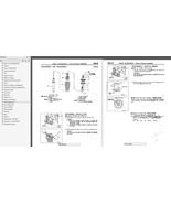 1997-1999 Mitsubishi Eclipse / Eclipse Spyder Service Manual - $15.00