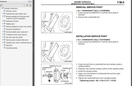 2006 Mitsubishi Montero Factory Repair Service Manual MSSP-004B-2006 - $15.00