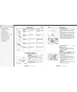2003 Mitsubishi Montero Factory Repair Service Manual MSSP-004B-2003 - $15.00