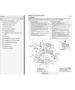 2003-2005 Mitsubishi Eclipse Service Manual - $15.00