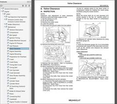2008 Subaru Legacy and Outback Factory Repair Service Manual - $15.00