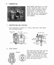 1958-1971 Subaru 360 Factory Repair Service Manual - $15.00