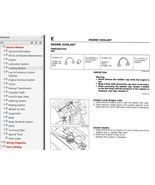 1990-1993 Mazda Miata MX-5 Factory Repair Service Manual - $15.00