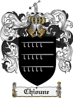Chioune coat of arms download