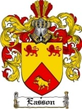 Easson Family Crest / Coat of Arms JPG or PDF Image Download - $6.99