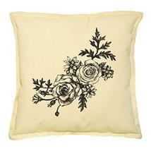 Vietsbay's Floral 8 Prints Khaki Decorative Throw Pillows Cover Case VPLC - €13,99 EUR