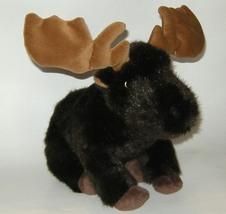 50% off! Bearington Collection Plush Moose  - $4.00