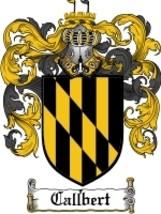 Callbert Family Crest / Coat of Arms JPG or PDF Image Download - $6.99