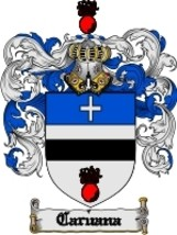 Caruana Family Crest / Coat of Arms JPG or PDF Image Download - $6.99