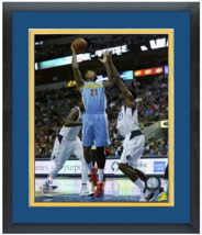 Wilson Chandler 2015-16 Denver Nuggets -  11x14 Matted/Framed Photo - $43.55
