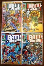 """Battletide (1992 First Series Marvel) #1-4 """"NICE COPIES"""" (NM) Complete Set-Books - £5.61 GBP"""