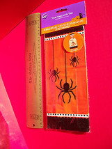 Wilton Craft Holiday Orange Spider Halloween Food Treat Bag Set Gift Sup... - $5.69