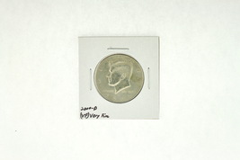 2000-D Kennedy Half Dollar (VF) Very Fine N2-4001-5 - $2.99