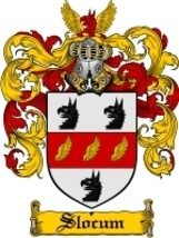 Slocum Family Crest / Coat of Arms JPG or PDF Image Download - $6.99