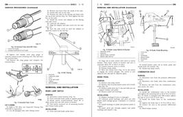2000 Dodge Durango 4.2L 5.2L 5.9L Factory Repair Service Manual image 2