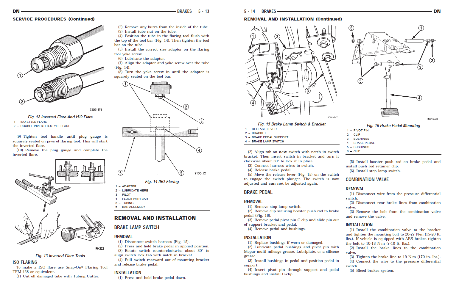 2002 Dodge Durango 4.2L 5.9L Factory Repair Service Manual