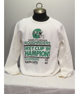 1989 Grey Cup Champions Sweater - Saskatchewan Roughriders - Men's Extra... - $75.00