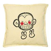 Vietsbay's Monkey Chinese Zodiac Prints Khaki Decorative Pillows Cover C... - €13,99 EUR
