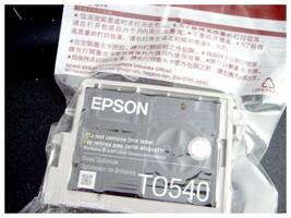 GLOSS OPTIMIZER FOR EPSON R1800 (#T0540) - $3.00