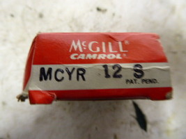 McGill MCYR12S Crowned Yoke Roller Chrome Steel New image 2