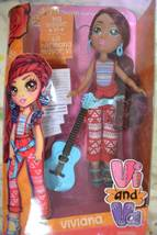 Viviana Doll-Big Sister Vi- Part of the Celebration of Family -Vi and Va-BRAND N - $22.99