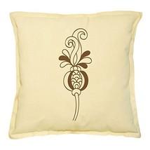Vietsbay's Floral Vintage Style 4 Prints Khaki Decorative Pillows Cover ... - €13,99 EUR
