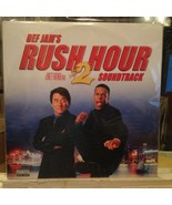 "{OST}~NM 2 DOUBLE LP~""RUSH HOUR 2""~(Def Jam's)~[Various Artists]~Soundtr... - $9.80"