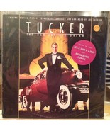 """{OST}~EXC LP~""""TUCKER: THE MAN AND HIS DREAM""""~[J... - $8.81"""