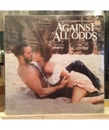 """{OST}~SEALED LP~""""AGAINST ALL ODDS""""~[Various]~[O... - $6.83"""
