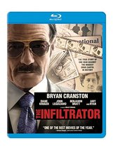 The Infiltrator [Blu-ray] (2016) New