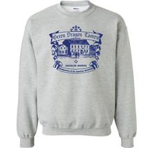 111 Green Dragon Tavern Crew Sweatshirt revolution american pride boston... - $20.00+