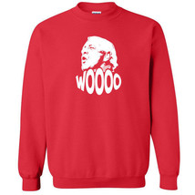 097 Wooo Crew Sweatshirt nature boy wrestling legend rally cry 80s 90s r... - $20.00+