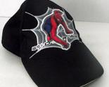 Spiderman Baseball Hat Cap Youth Adjustable Web Black Embroidered Hero 2
