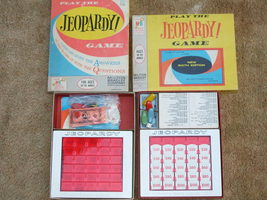 Jeopardy Games 1970s - $5.00