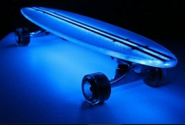 light up skateboard - $320.00
