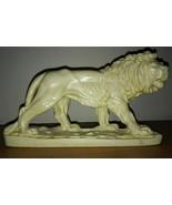 Resin Lion  Figural - $7.00