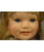 "RARE ""The Magical Moments Doll By Par Miss Trudy-  w/COA & Box 12"" Sitti... - $41.09"
