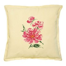 Vietsbay's Flowers 45 Prints Khaki Decorative Throw Pillows Cover Case VPLC - €13,99 EUR