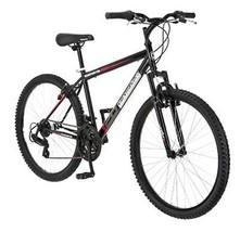 "26"" Roadmaster Granite Peak Men's Mountain Bike, Black 18 Speed Shimano ... - $96.00"
