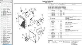 1997 1998 1999 Jeep Wrangler TJ Factory Parts Catalog Manual - $15.00
