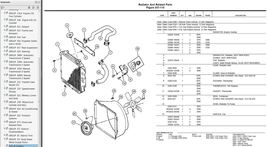 2003 Jeep Wrangler TJ Factory Parts Catalog Manual - $15.00